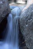 Water van een stroom Stock Foto's