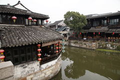 Water Village Xitang Royalty Free Stock Photos