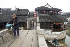 Water Village Xitang Royalty Free Stock Photography