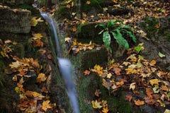 GÃrtersteiner waterfall Stock Image