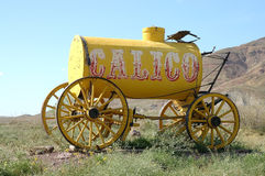 Water Wagon Stock Images