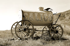 Water Wagon Royalty Free Stock Photo