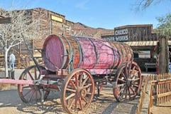 Water Wagon Royalty Free Stock Photo