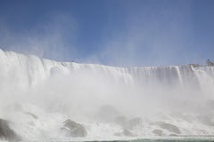 Water wall Stock Images