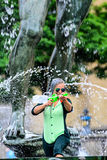 Water war Royalty Free Stock Photography