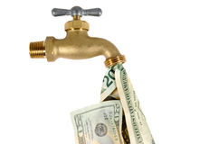 Water Waste stock photos
