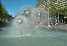 Water, Water Feature, Fountain, Tourist Attraction royalty free stock image