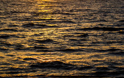 Water. S of the Tasman sea Royalty Free Stock Photography