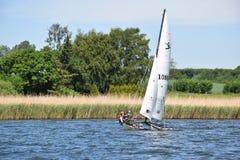 Water, Waterway, Sail, Water Transportation royalty free stock image