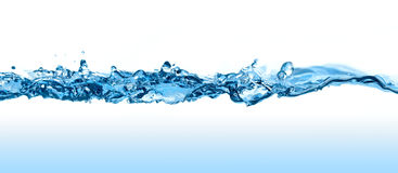 Water Wave. stock photography