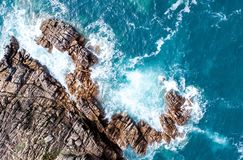 Water, Wave, Sea, Rock royalty free stock photography