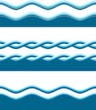 Water waves Stock Photos