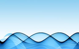 Water waves Royalty Free Stock Photo