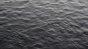 Water Waves Texture. Real water waves. Clean textured surface stock footage