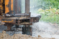 Water well Stock Photos