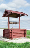 Water well royalty free stock images