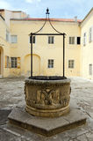 Water Well. Zadar Stock Photo