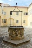 Water Well. Zadar. Water Well From Zadar, Croatia Stock Photo