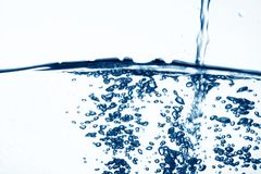 Water wet Royalty Free Stock Photo