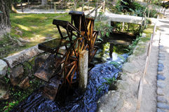 Water wheel Royalty Free Stock Photography
