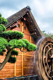 Water wheel in action Royalty Free Stock Photo