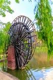 Water Wheel Royalty Free Stock Photos