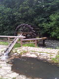 Water wheel in Germany!!! Royalty Free Stock Image
