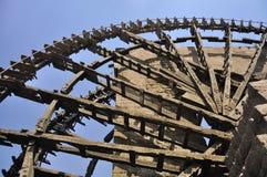 Water-wheel, Hama, Siria fotografía de archivo