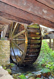 Water wheel. At House on the Rock attraction in Dode Stock Photos