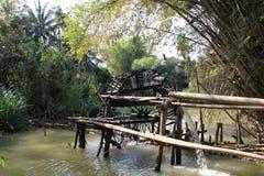 Water wheel. Royalty Free Stock Image