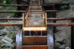 Water Wheel Stock Image