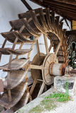 Water wheels in Esslingen Royalty Free Stock Photos