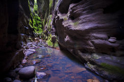Rocky Gorge Royalty Free Stock Photography