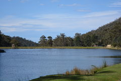 Water works reserve Royalty Free Stock Photo