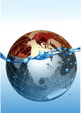 WATER WORLD Stock Images