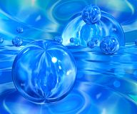 Water World Royalty Free Stock Photo