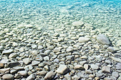 Waterachtergrond Stock Foto
