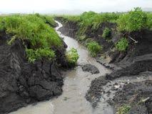 Waterafvoerkanalen Royalty-vrije Stock Foto's