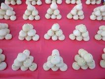 Waterappelen voor verkoop Stock Foto