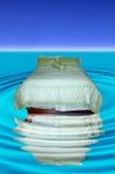 Waterbed Auszug Lizenzfreies Stockbild