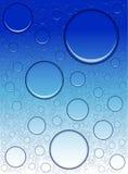 Waterbellen Royalty-vrije Stock Foto's