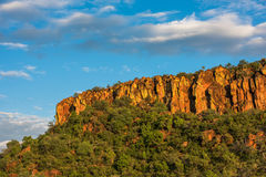 Waterberg plateau and the national park, Namibia Royalty Free Stock Images