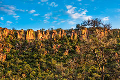 Waterberg plateau and the national park, Namibia Royalty Free Stock Photos