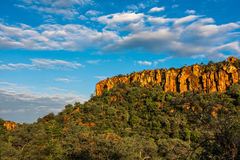 Waterberg plateau and the national park, Namibia Royalty Free Stock Image