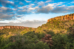 Waterberg plateau and the national park, Namibia Stock Photo