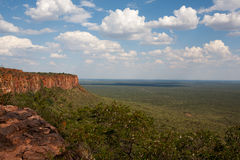 Waterberg plateau Royalty Free Stock Photography