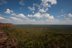 Waterberg plateau Royalty Free Stock Photo