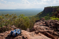 Waterberg plateau Royalty Free Stock Photo