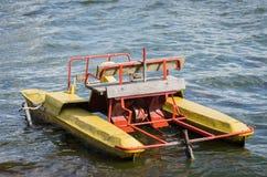 Παλαιό και βρώμικο waterbike Στοκ φωτογραφία με δικαίωμα ελεύθερης χρήσης