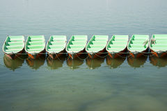 Waterboot Royalty-vrije Stock Foto